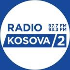 RTK Radio Kosova 2 93.3 FM Kosovo, Prishtina