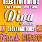 Diva Radio Funk United Kingdom, London