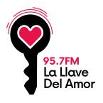 La Llave Del Amor 95.7FM 95.7 FM Dominican Republic, Santiago de los Caballeros
