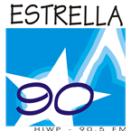 Radio Estrella 90.5 FM 90.5 FM Dominican Republic, Santo Domingo de los Colorados