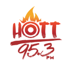 HOTT 95.3 95.3 FM Barbados, Bridgetown