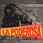 La Poderosa 89.3 FM Mexico, Chihuahua