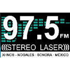 Stereo Laser 97.5 FM Mexico, Nogales