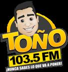 Toño Fm 103.5 FM Mexico, Nogales