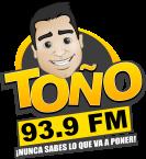 Toño FM 93.9 FM Mexico, Ciudad Miguel Aleman