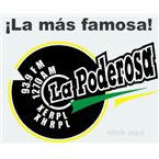 La Poderosa 1270 AM Mexico, León