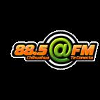 @FM (Chihuahua) 88.5 FM Mexico, Chihuahua