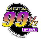 Digital 99.5 99.5 FM Mexico, Guaymas