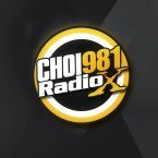 CHOI 98,1 Radio X 98.1 FM Canada, Quebec City