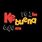 La Ke Buena 96.1 FM Mexico, Ciudad Victoria