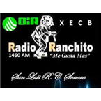 Radio Ranchito 1460 AM Mexico, San Luis Río Colorado