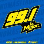 LA MEJOR PIEDRAS 99.1 FM Mexico, Piedras Negras