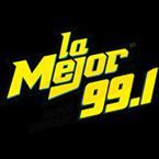 La Mejor 99.1 FM Piedras Negras 99.1 FM Mexico, Piedras Negras