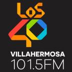 LOS40 Villahermosa 101.5 FM 1320 AM Mexico, Villahermosa
