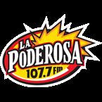 La Poderosa 107.7 FM Mexico, Aguascalientes City