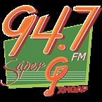 Súper G 94.7 FM Mexico, Zacatecas