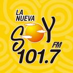 La nueva soy FM 101.7 101.7 FM Mexico, Veracruz