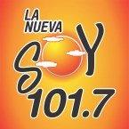 La Nueva SOY 101.7 FM Veracruz 101.7 FM Mexico, Veracruz