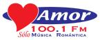 AMOR 100.1 100.1 FM Mexico, Merida