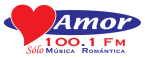 AMOR 100.1 100.1 FM Mexico, Mérida (state)
