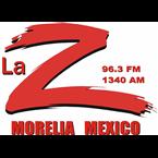 La Zeta 96.3 FM Mexico, Morelia