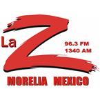 La Zeta 1340 AM Mexico, Morelia