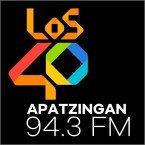 LOS40 Apatzingán 94.3 FM 94.3 FM Mexico, Apatzingán