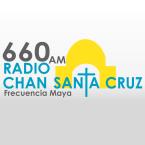 SQCS - Radio Chan Santa Cruz 660 AM Mexico, Felipe Carrillo Puerto