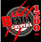 La Bestia Grupera 1200 AM Mexico, Metepec