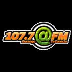 @FM (Durango) 107.7 FM Mexico, Durango
