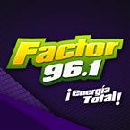 Factor 96.1 FM 96.1 FM Mexico, San Luis Potosí