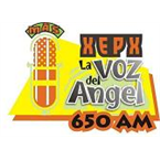 La Voz del Angel 650 AM Mexico, Puerto Angel