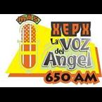 La Voz del Angel 650 AM Mexico, Puerto Angel