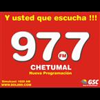 Sol Stereo 97.7 FM Mexico, Chetumal
