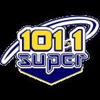 Super 101.1 101.1 FM Mexico, Ensenada