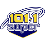 Super 101.1 101.1 FM Mexico, Ensenada