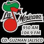 La Mexicana 104.9 FM Mexico, Ciudad Guzman