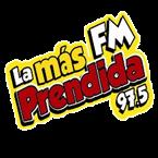 La Mas Prendida 97.5 FM Mexico, Ciudad Victoria