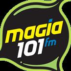 Magia 101 101.7 FM Mexico, Aguascalientes