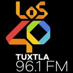 LOS40 Tuxtla 96.1 FM 96.1 FM Mexico, Tuxtla Gutiérrez