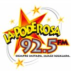 La Poderosa 92.5 FM 92.5 FM Mexico, Villahermosa