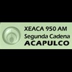 Radio Fórmula Segunda Cadena Nacional 950 AM Mexico, Acapulco