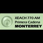 Radio Fórmula Primera Cadena Monterrey 770 AM Mexico