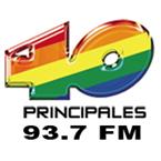 LOS40 Michoacán | Uruapan 93.7 FM 93.7 FM Mexico, Tejerias