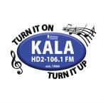 KALA HD2 106.1 FM United States of America, Bettendorf