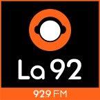 La 92 92.9 FM Colombia, Bogotá