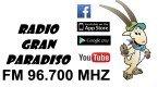 Radio Gran Paradiso 96.7 FM Italy