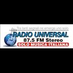 Radio Universal 89.4 FM Italy, Mascalucia