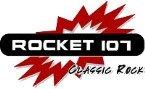 ROCKET 107 107.1 FM United States of America, Longview