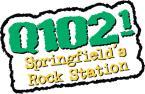 Q102.1 102.1 FM USA, Springfield